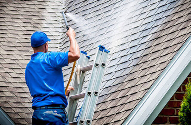 troy roof cleaning
