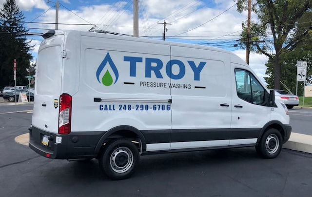 pressure washing in troy