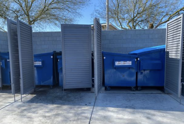 dumpster cleaning in troy