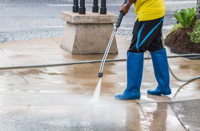 commercial cleaning troy